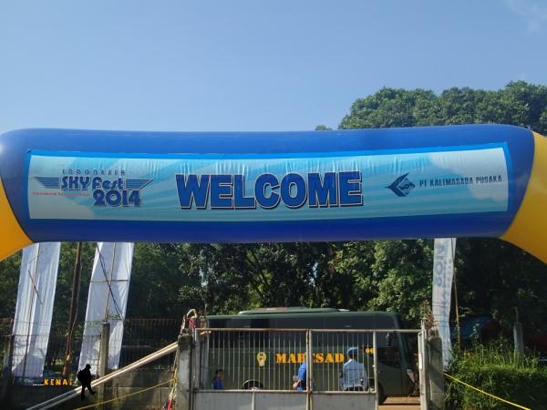 Indonesia Sky Fest 2014