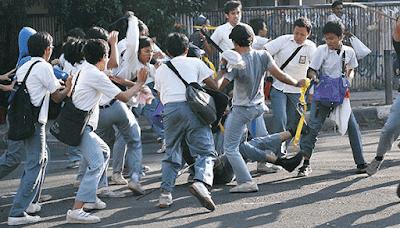 Contoh Konflik Sosial di Sekolah
