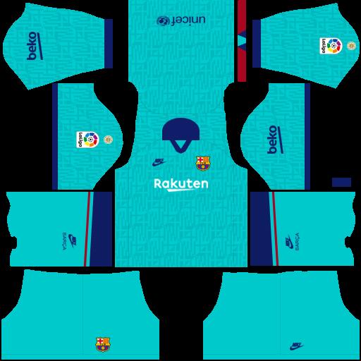 Kits/Uniformes para FTS 15 y Dream League Soccer: Kits/Uniformes ...