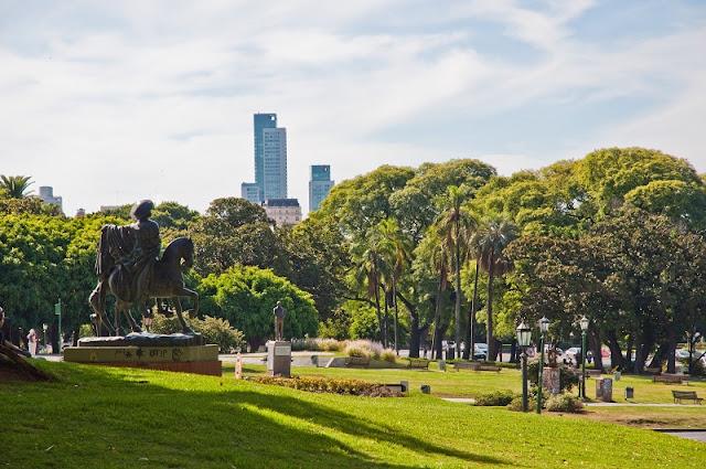 Recoleta em Buenos Aires