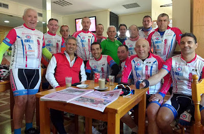 Ciclismo Real Sitio Aranjuez
