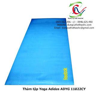 Thảm tập yoga Reebok RAYG 11022CY