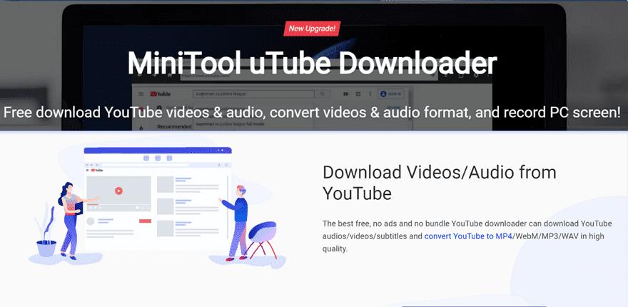 MiniTool uTube Downloader 批量下載YouTube