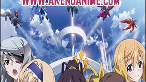 El Manga de Infinite Stratos finalizará en el volumen 8