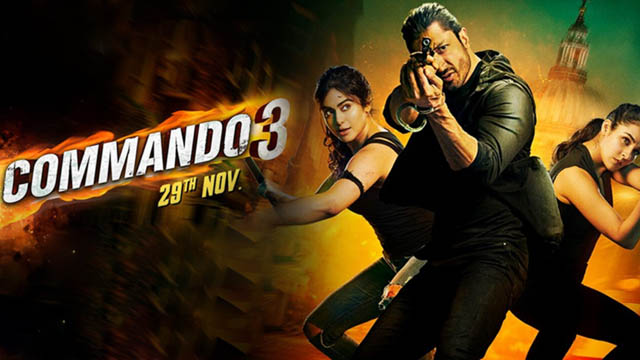 Commando 3 Full Movie Download Tamilrockers Filmywap Filmyhit