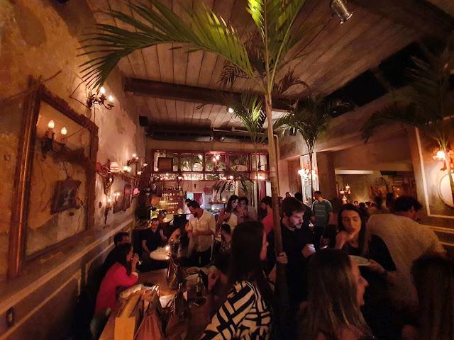 Blog Apaixonados por Viagens - Canastra Rosé - Botafogo - Bar