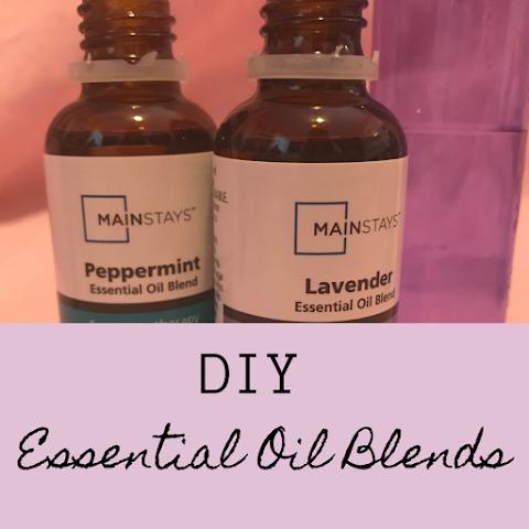 2 DIY Essential Oil Blends! Sleep Mix and Room Spray! DIY Air Freshener!