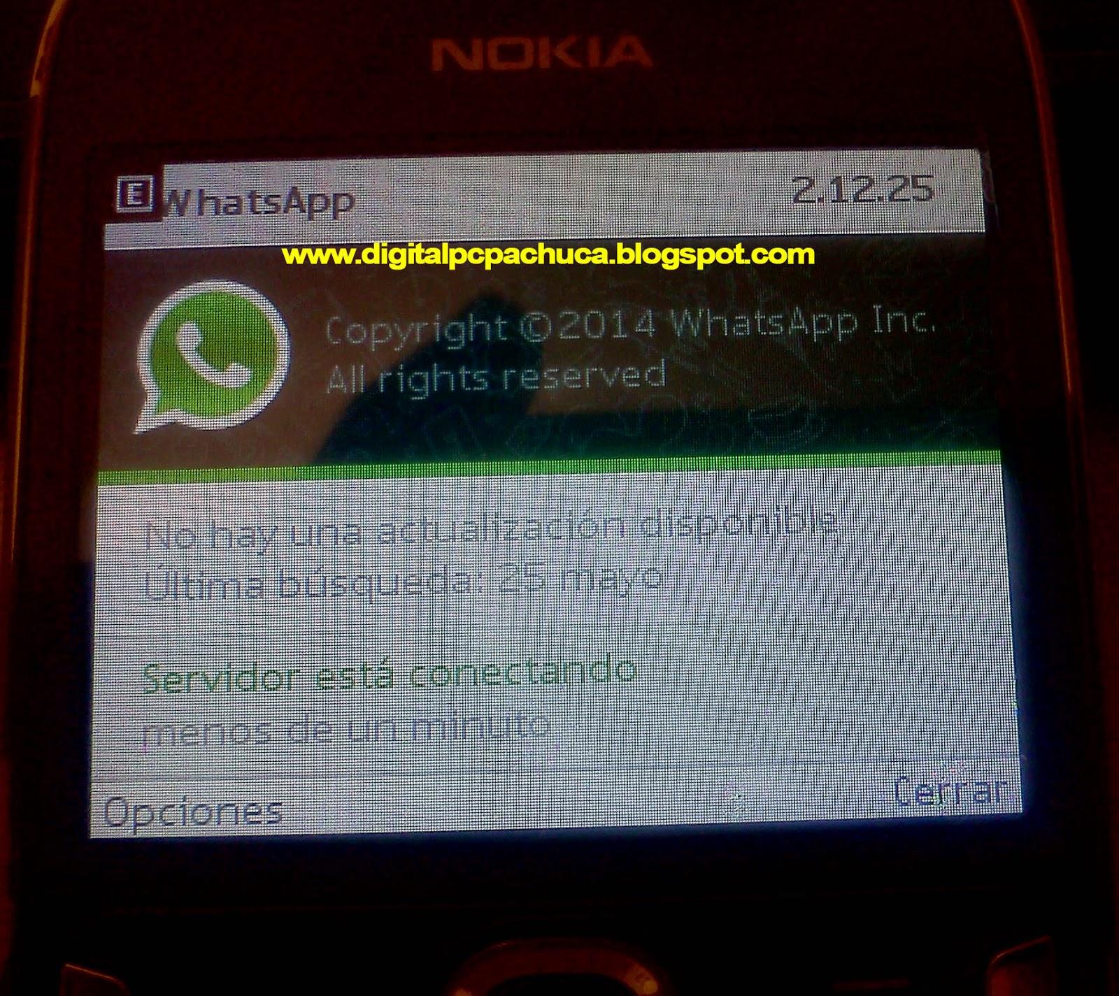 whatsapp 2.12.25 en nokia asha s40