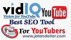 VidIQ The Best SEO Tool for YouTube New 2020