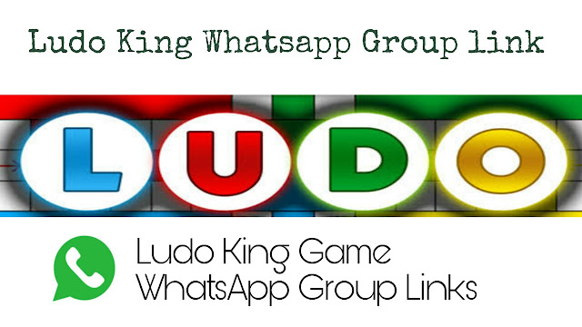 Ludo King Game Whatsapp Group Link - Group Links