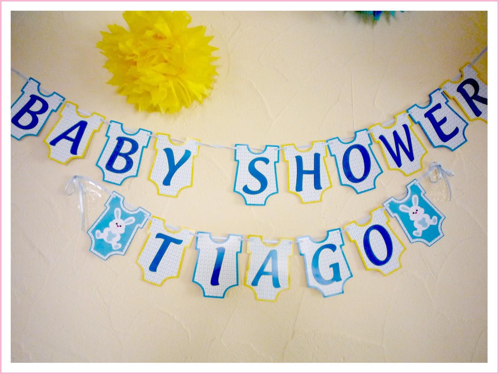 Decoracion De Salon Para Baby Shower