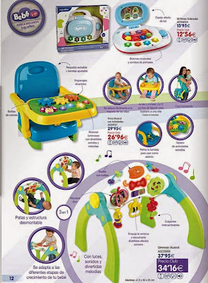 juguetes de bebes juguettos navidad 2014