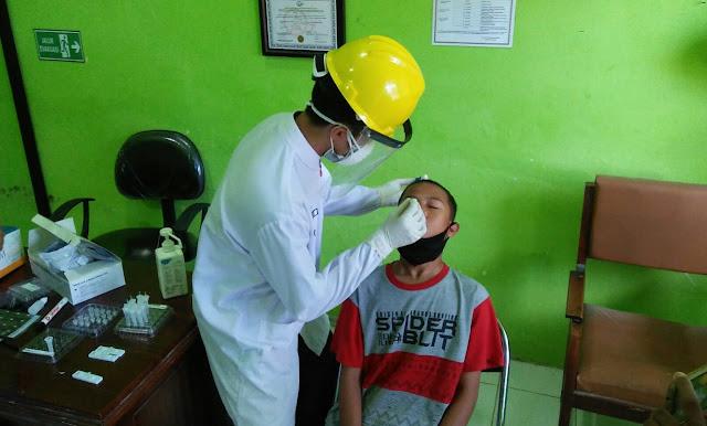 Dinkes Sinjai Siapkan Rapid Antigen Gratis untuk Mahasiswa dan Santri