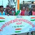 सेवा : कैंडल मार्च निकाल शहीदों को दी गई श्रद्धांजलि