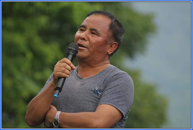 President of the Himalayan Plantation Workers' Union (HPWU) JB Tamang
