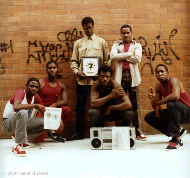 Jamel Shabazz - Back in the Day | Die Anfänge von HipHop in Bilder festgehalten