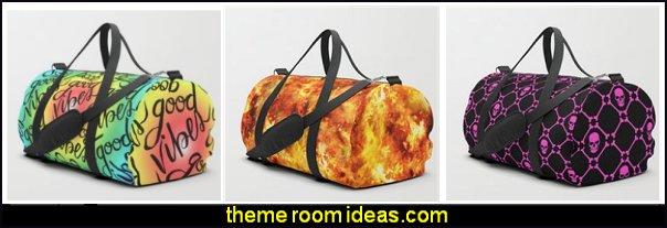 Duffle Bags mens Duffle Bags womens Duffle Bags kids Duffle Bags Skull Gothic Duffle Bags rainbow bags