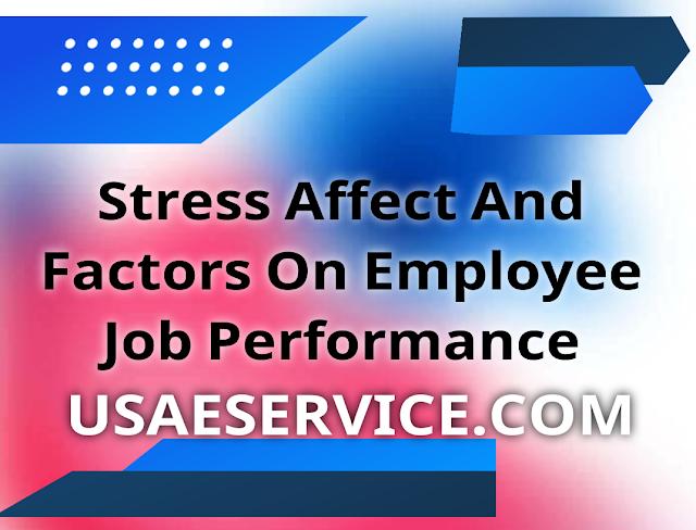 Stress Management in Organizational Behavior