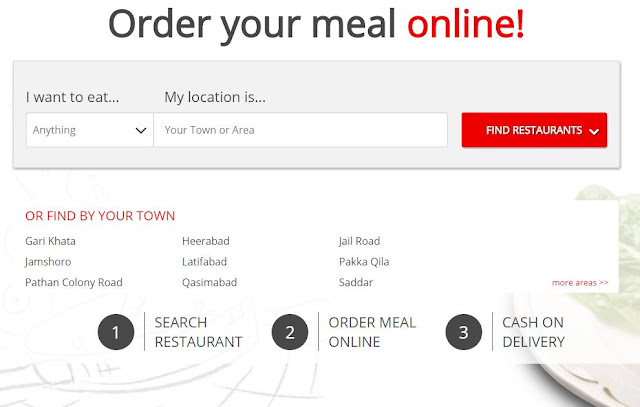 order food online from home in pakistan at supermeal.pk