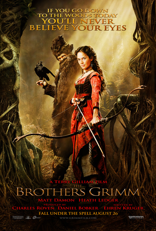 The Brothers Grimm ตะลุยพิภพมหัศจรรย์ [HD][พากย์ไทย]