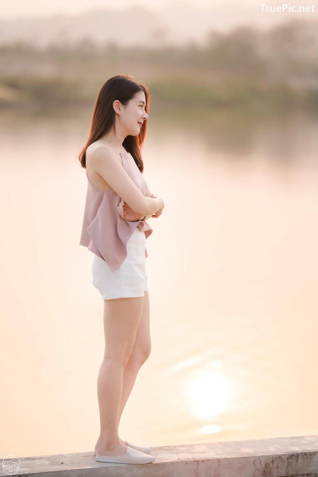 Image Thailand Model - Namlom Homhuan - Sweet Pink - TruePic.net - Picture-8