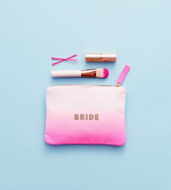 Alphabet Bags | Fantastic Gifts For Your Wedding Party | Caroline Mary