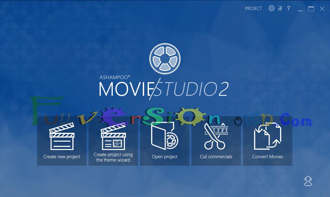 Ashampoo Movie Studio Full Version