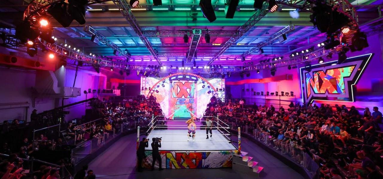 WWE NXT atinge maior audiência desde abril