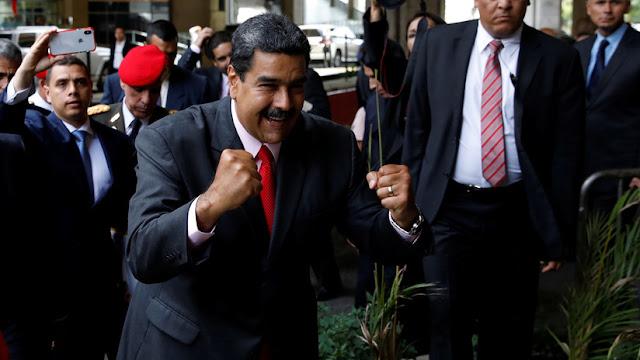 Ministro venezolano: Colombia, México y Chile podrían estar implicados en el atentado contra Maduro