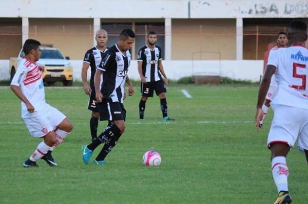 ABC vence o Potiguar em Mossoró e segue 100% no 2º turno