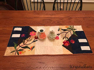 Table Runner Designed by Edyta Sitar