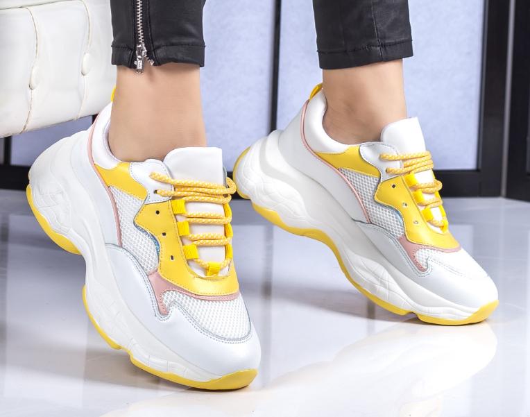 Pantofi sport femei la moda ieftini online 2020 primavara-vara