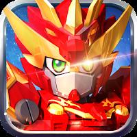 Superhero War: Robot Fight – City Action RPG Mod Apk