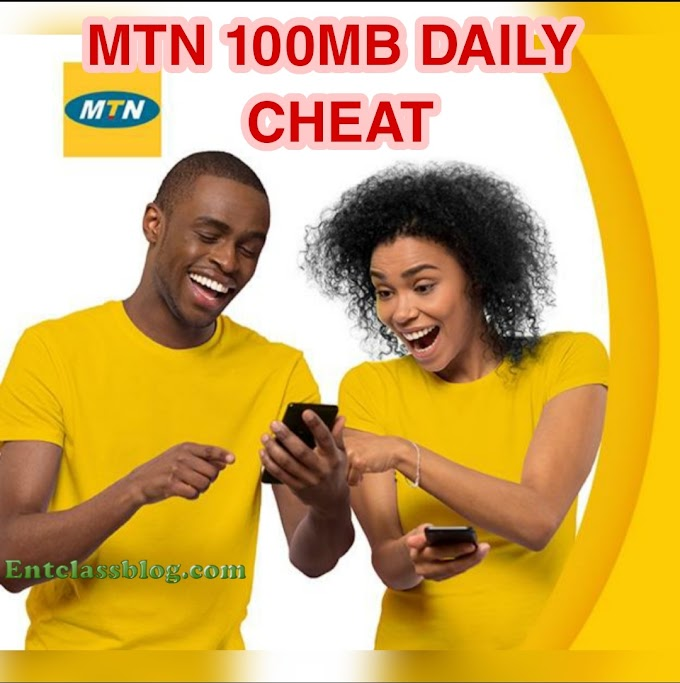 Latest MTN NG 100MB Daily Free Browsing Cheat For NapsternetV VPN
