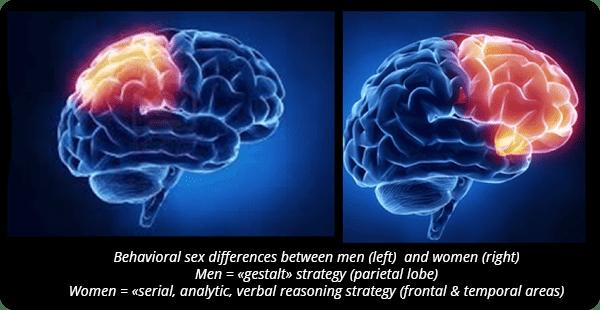 Lelaki vs Wanita - 20 Perbezaan Psikologi Yang Menarik