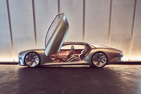 Bentley at Art Basel