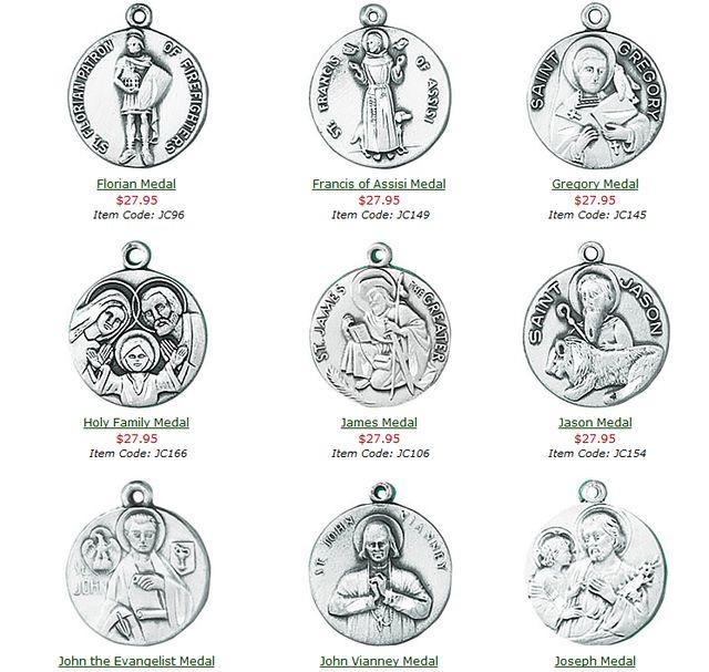 Saint Necklaces Meaning - Traumspuren