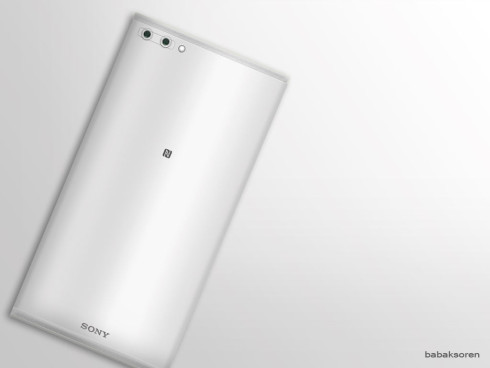Sony Xperia X1 Concept New Design