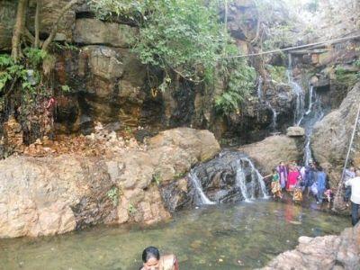 Akasaganga Theertham Tirupati