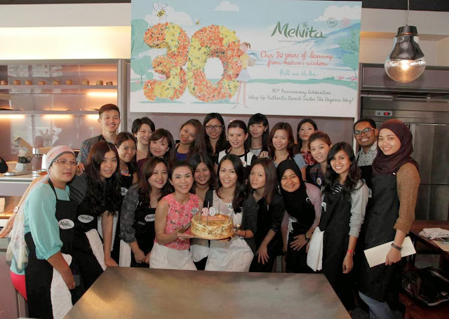 Melvita, melvita 30th anniversary, French coooking, organic cooking, nathalie gourmet studio, cooking, french recipe