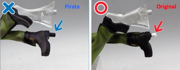 Reporte: Figura Sinon Sword Art Online II Pirata