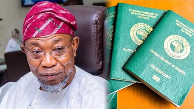 Nigerians to obtain passports at their LGAs: Aregbesola