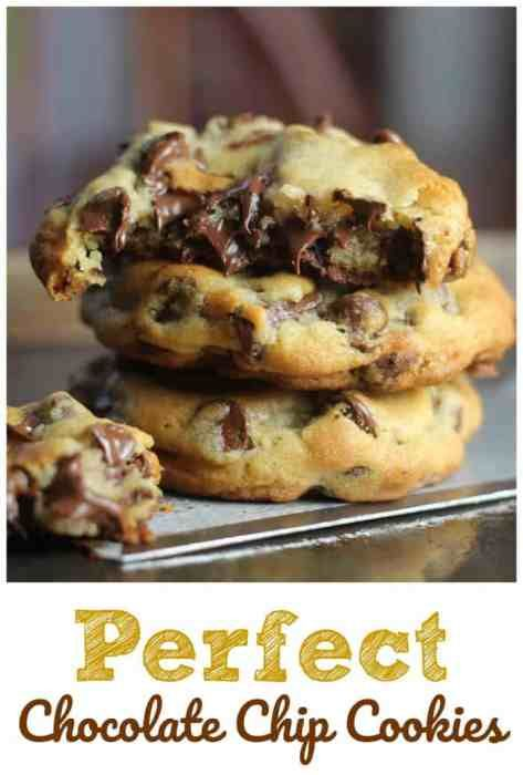 Perfect Chocolate Chip Cookies #recipes #dessertrecipes #easyrecipes #easydessertrecipes #food #foodporn #healthy #yummy #instafood #foodie #delicious #dinner #breakfast #dessert #lunch #vegan #cake #eatclean #homemade #diet #healthyfood #cleaneating #foodstagram