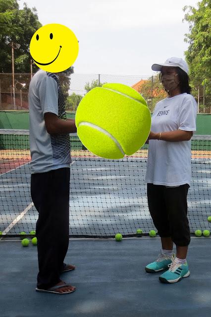 Ball Boys/Girls dan Juru Kunci Lapangan Tenis, Profesi yang Turut Terdampak Virus Corona Covid-19