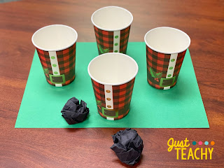 Party Games - Coal Toss