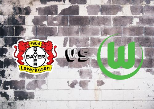 Bayer Leverkusen vs Wolfsburg  Resumen