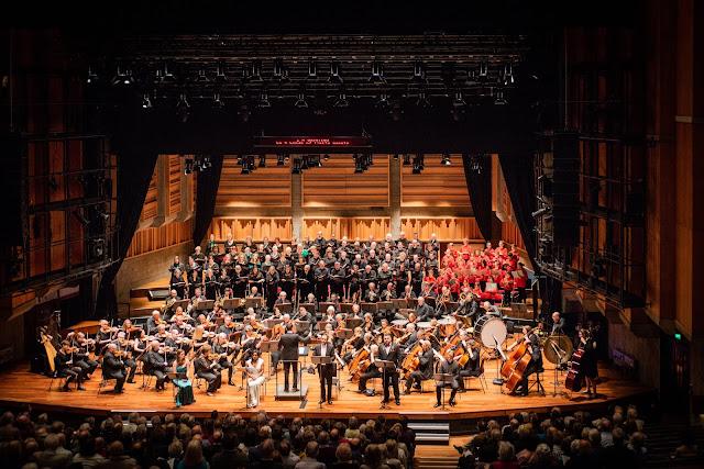 Boito: Mefistofele - Chelsea Opera Group (photo Robert Workman)