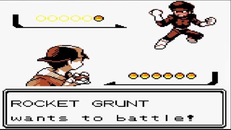 Pokémon Gold e Silver Team Rocket