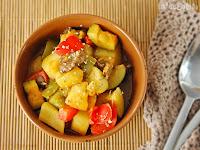 Goulash de verduras