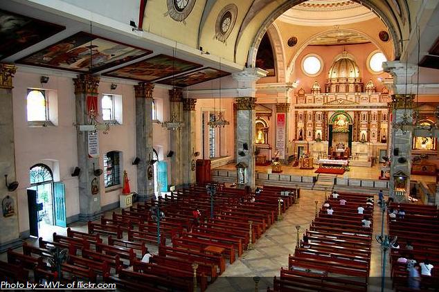 Binondo Church Intramuros